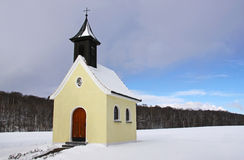 Little chapel in Bavaria Stock Image