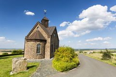 Little Chapel in the Eifel, Germany Royalty Free Stock Photo