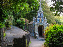 Little Chapel, Guernsey Island, Channel Islands Royalty Free Stock Image