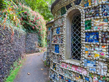 Little Chapel, Guernsey Island, Channel Islands Stock Images