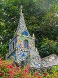 Little Chapel, Guernsey Island, Channel Islands Stock Photography