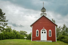 Little Chapel Stock Photo
