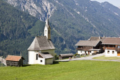 Little chapel in Penzendorf, Austria Stock Image