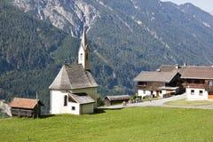 Little chapel in Penzendorf, Austria Stock Image