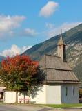 Little chapel in the village, austria Stock Photos
