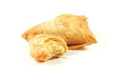 Little cheese pie 2 Royalty Free Stock Images