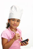 Little Chef Stock Photo