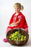 Little chef Royalty Free Stock Images