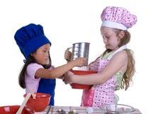 Little Chefs Stock Image