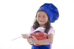 Little Chefs Stock Photos
