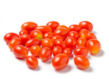 Little cherry tomatoes Stock Image