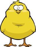 Little chicken vector illustration
