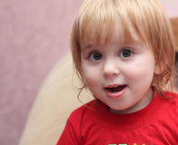 Little child Royalty Free Stock Photos