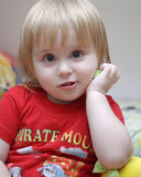 Little child Stock Photography