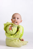 Little Child Royalty Free Stock Image