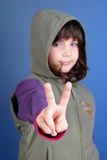 Little child Stock Images