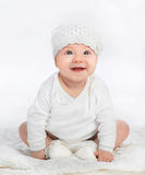 Little child baby Stock Images