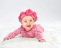 Little child baby Stock Image