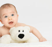 Little child baby Royalty Free Stock Photo