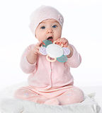 Little child baby Royalty Free Stock Image