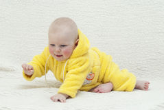 Little child baby Royalty Free Stock Photos