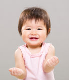 Little child girl Royalty Free Stock Photography