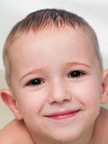 Little child smiling Stock Photos