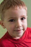Little child smiling Royalty Free Stock Image