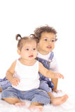 Little children Stock Image