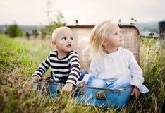 Little children Royalty Free Stock Image