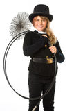 Little chimney sweeper Stock Image
