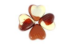 Little chocolates Stock Photos