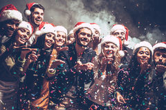 Little Christmas magic. Royalty Free Stock Photos