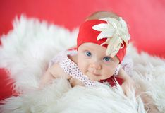 Little Christmas Star Royalty Free Stock Photo