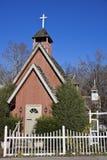 Little Church in Gatlinburg Royalty Free Stock Image