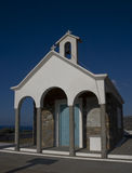 Little church in greece Stock Image