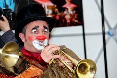 Little Circus at B-Fit 2014 Stock Image