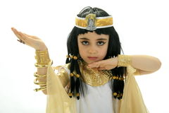 Little Cleopatra Stock Photos