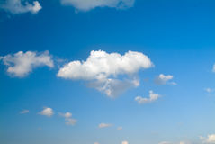 Little Clouds Royalty Free Stock Photo