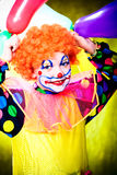 Little clown Royalty Free Stock Photography