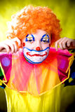Little clown Royalty Free Stock Photo