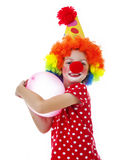 Little  clown Stock Image