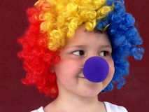 Little clown Stock Images