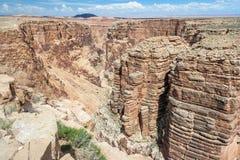 Little Colorado River Canyon, Arizona,  USA Royalty Free Stock Photos