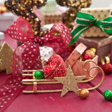 Little colorful presents Stock Photo