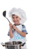 Little cooker Stock Photo