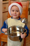 Little cooker Stock Image