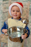 Little cooker Royalty Free Stock Image