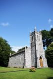 Little country church in Ireland Stock Image