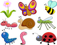 Little critters Stock Image
